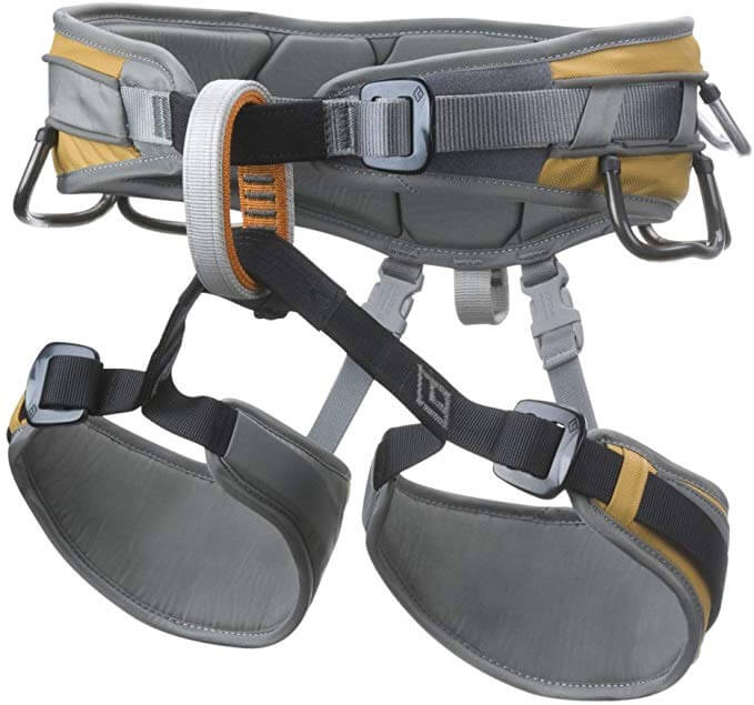 Mountaineering Harness