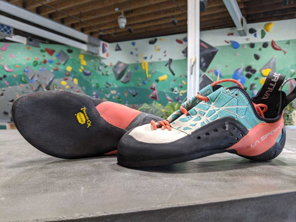 Climbing Shoes Sticky sole